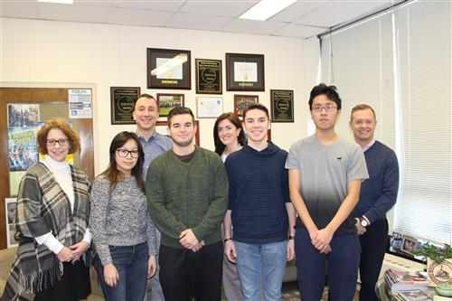 Four Plainview-Old Bethpage Seniors Named Finalists in the  National Merit Scholarship Program