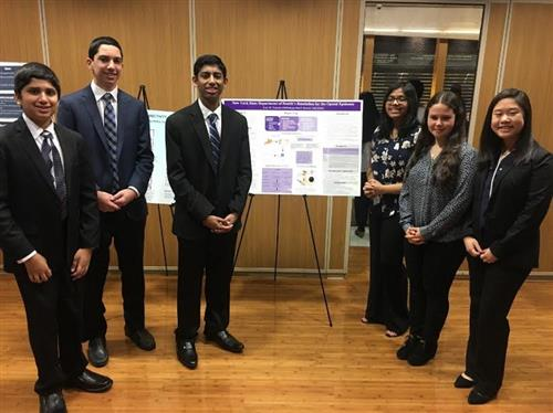 Plainview-Old Bethpage Students Research Comprehensive Solutions to Opioid Addiction