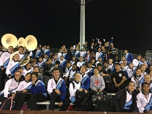 Newsday Marching Band Festival, October 2016