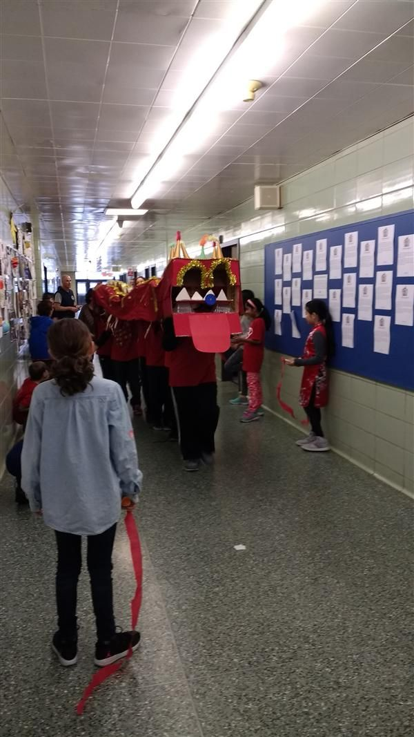 Chineswe Lunar New Year at Stratford Road Elementary School