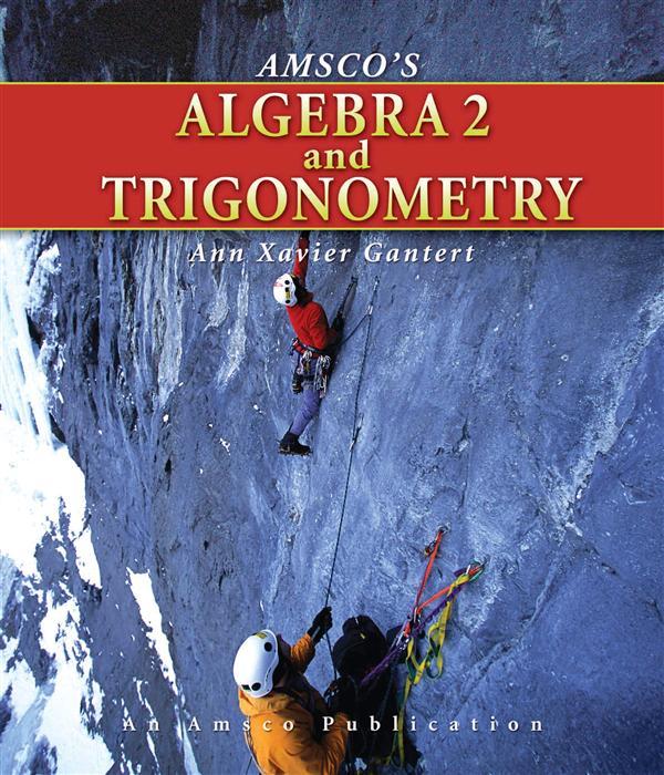Algebra 2 and Trig