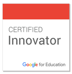 Certified Innovator Google for Education