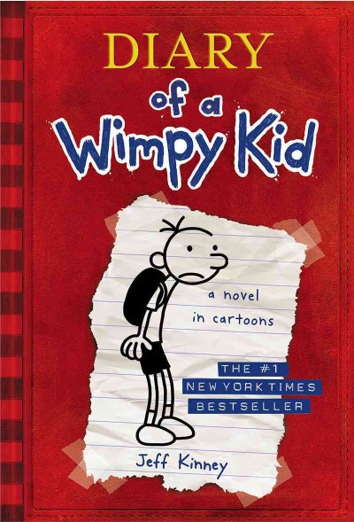 Diary of a Wimpy Kid jacket