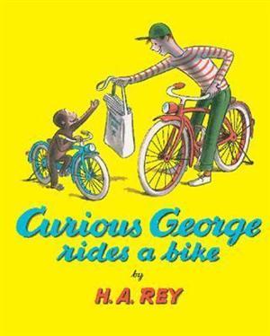 Curious Goerge Rides a Bike