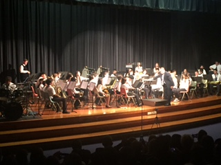 Grade 7 and 8 Symphonic Band