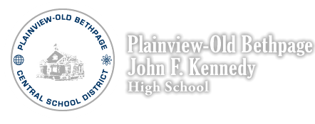 Plainview-Old Bethpage John F. Kennedy High School logo