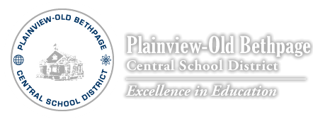 Plainview-Old Bethpage Central School District logo