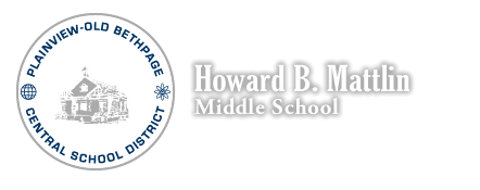Howard B. Mattlin Middle School logo